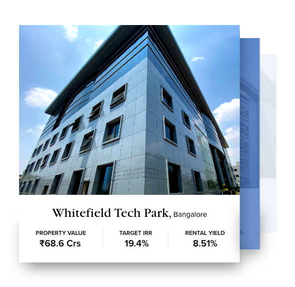 whitefield tech park home page banner