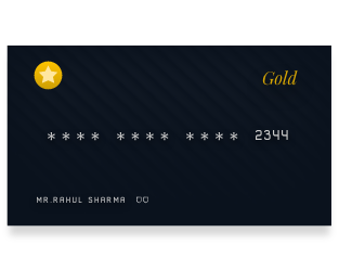 access to gold events for gold card holders
